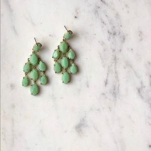 Stella & Dot Lily Chandelier Earrings